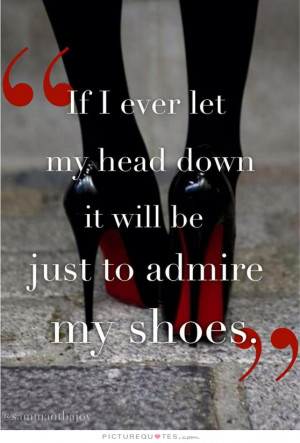 Shoe Quotes Head Quotes