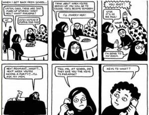 Persepolis [Graphic Novel]