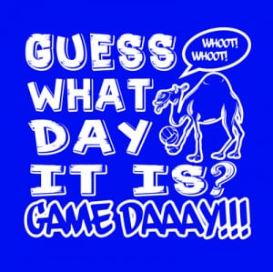 The Hype Of Game Day