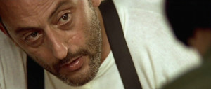 Jean Reno as Leon in The Professional (1994)