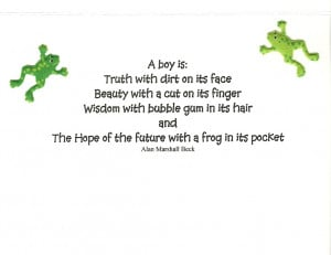 Cute Little Boy Quotes And Sayings