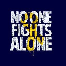 no one fights alone quotes - Bing Images