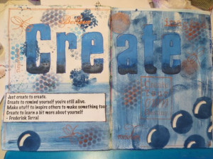 Inspiring Quotes for Art Journaling