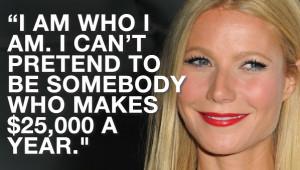 ... 2013 | Craziest Gwyneth Paltrow Quotes | Worst Of Gwyneth Paltrow