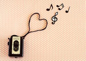 Wallpaper: Retro Pink Music Vintage Photography Art Wallpaper ...