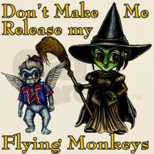 release_my_flying_monkeys_light_tshirt.jpg?color=Natural&height=460 ...