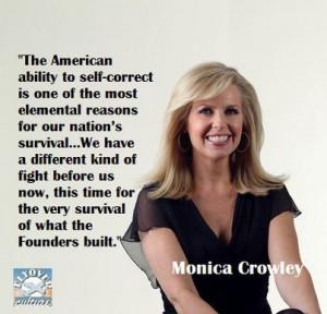 Monica Crowley quote