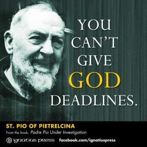 Quotes: Padre Pio