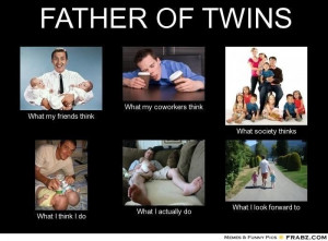 Skills required of a Dad of Twins - Shared by www.twinsgiftcompany.co ...
