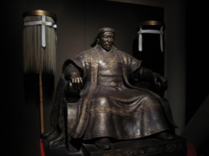 Genghis Khan Aided by Climate Change to Conquer Asia