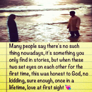 Love First Sight Quote Quotes