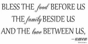 ... Between Us Amen Wall Decal-family Wall Quotes-bible Verse Wall Decal