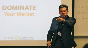 Grant Cardone's live Ustream Broadcast from M.I.T.
