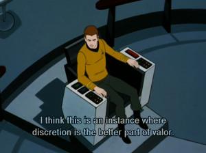 ... Star Trek: The Animated Series . Season 2, episode 3. NBC. 21