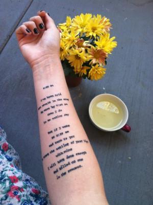self tattoos tattoo healing 6:59am