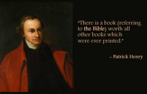 Patrick Henry, American Revolutionary leader and orator (1736-1799)