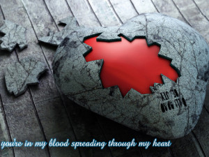 Emotional Broken Heart quote Wallpaper and more stunning wallpaper for ...