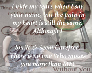 Miss You Quotes And Sayings