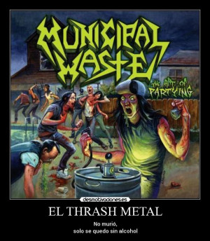 thrash metal album covers