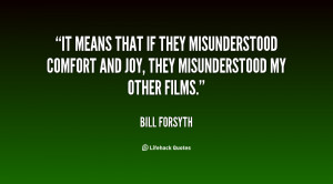 Quotes About Being Misunderstood