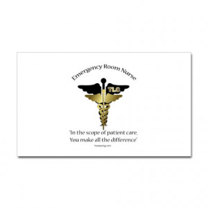 Emergency Room Nurse Button | Emergency Room Nurse Buttons, Pins ...