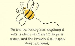 ... as # imamali # honey # bee # sweet # imamaliquotes # quotes # quote
