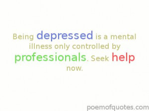 Seek help