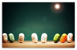 Happy Pills wallpaper