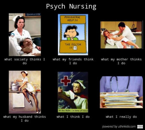 Psych Nurse Meme