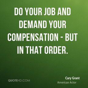 Compensation Quotes