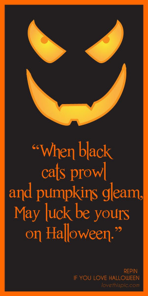 Gleam quotes quote scary spooky halloween pinterest pinterest quotes ...
