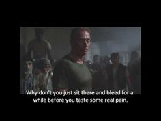 Heartbreak Ridge - Prison Scene More