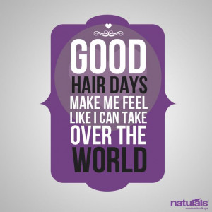Good Hair Days! Naturals is India's no.1 Unisex Salon and Spa. #beauty ...