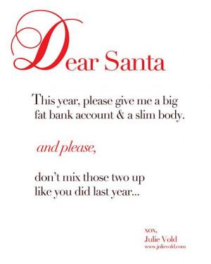 christmas #quotes #dear #santa