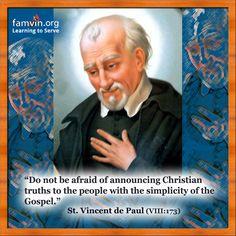 Quote St. Vincent de Paul