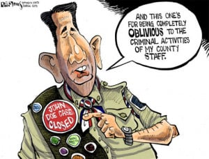 Hands on Wisconsin: Scott Walker, the oblivious Eagle Scout