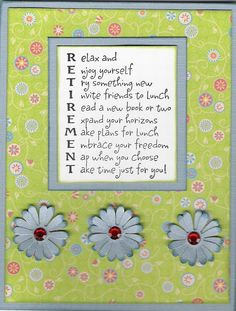 Retirement Scrapbook Quotes | Card: Retirement Investing for ...