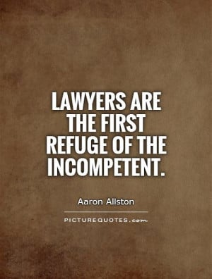 Quotes About Lawyers