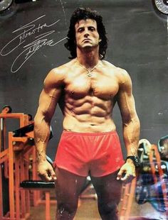 ... more gym motivation sylvester stallone posts stallone photos sli bulge