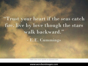 Burning love e quotes