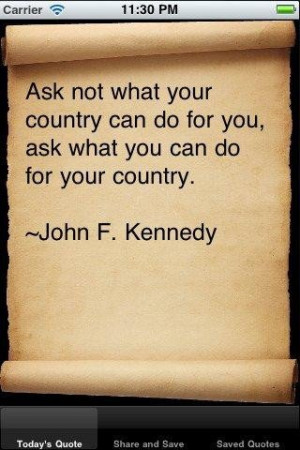 Daily quotes with pictures daily patriotic quotes lite for iphone ipod ...