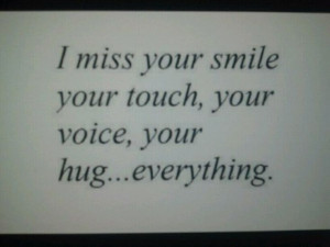 wish I could see him :( I miss him, but I wish he knew how I felt ...