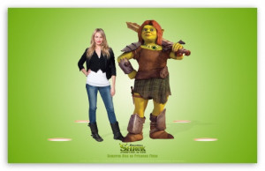 Cameron Diaz as Princess Fiona, Shrek Forever After HD wallpaper for ...