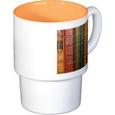 Stackable Mug Set (4 mugs) for