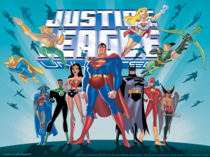 2nd and last part of the JLA. the JLA unlimited