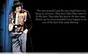"""The very powerful…""""-The Doctor"""