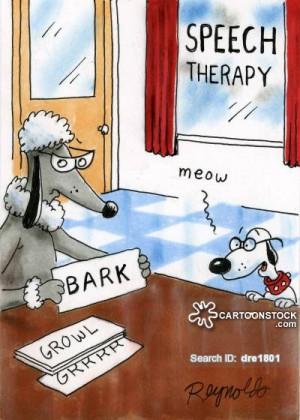 Speech Therapist cartoons, Speech Therapist cartoon, funny, Speech ...