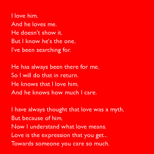 Love Me Quotes For Him