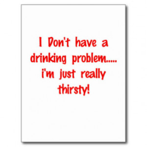 Drinking Problem Post...