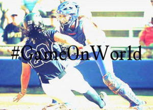 Showing Gallery For Softball Catcher Quotes Tumblr